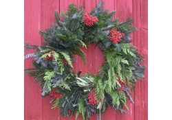 The Great Lakes Wreath Makes A Beautiful Client Gift