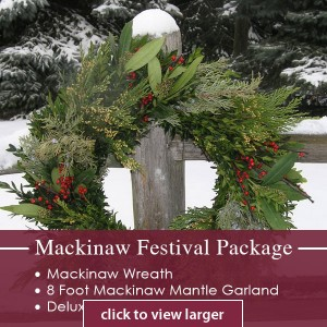 Mackinaw Festival Package