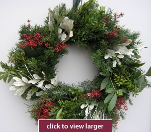 Windscape Christmas Wreath