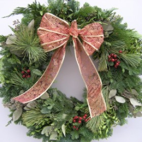 Northberry Classic Christmas Wreath