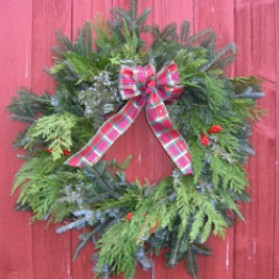 Premium Christmas Wreath